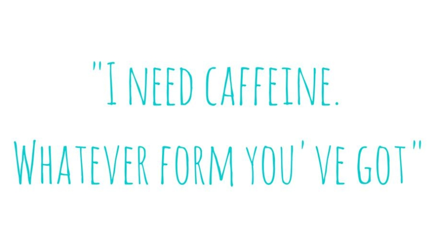 Lorelai caffeine quote