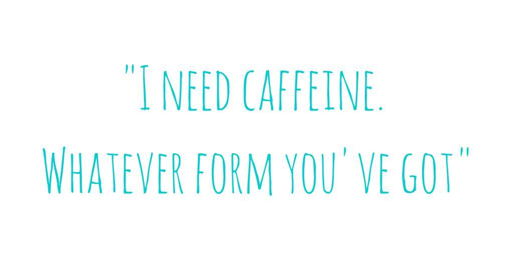 Lorelai caffeine quote