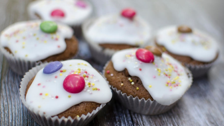 Simple Fairy Cakes The 2444 Recipe This Glorious Life