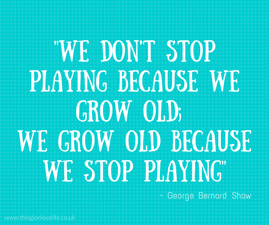 quote about play