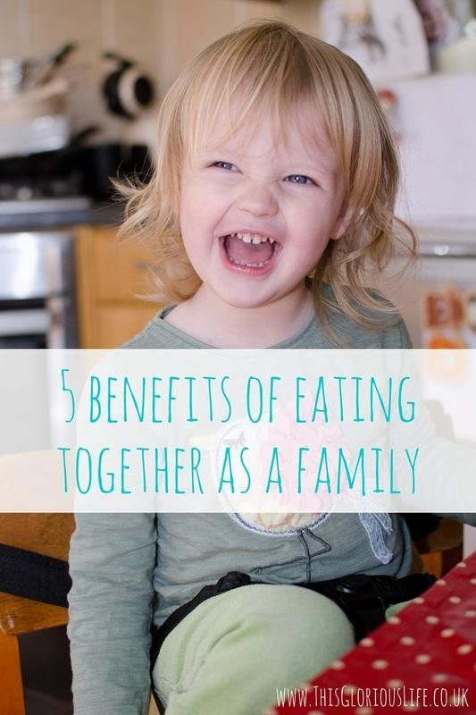 5 benefits of eating together as a family