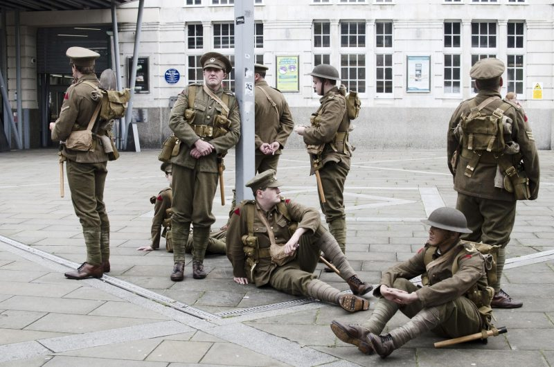 we're here because we're here Somme tribute #wearehere