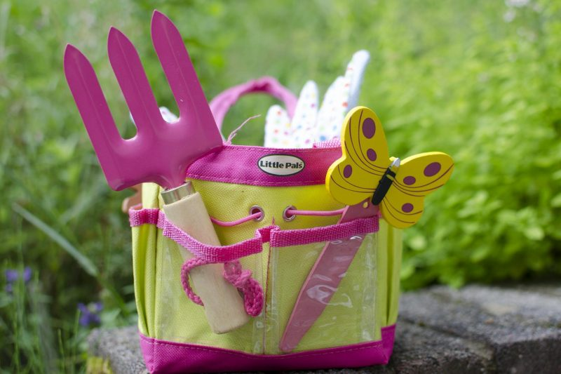 wicked uncle gardening set