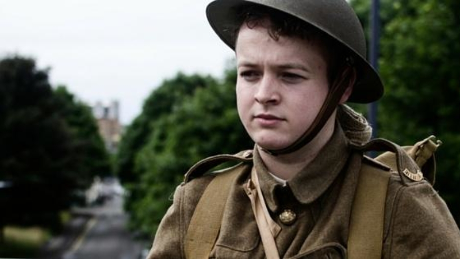 they shall not grow old #wearehere