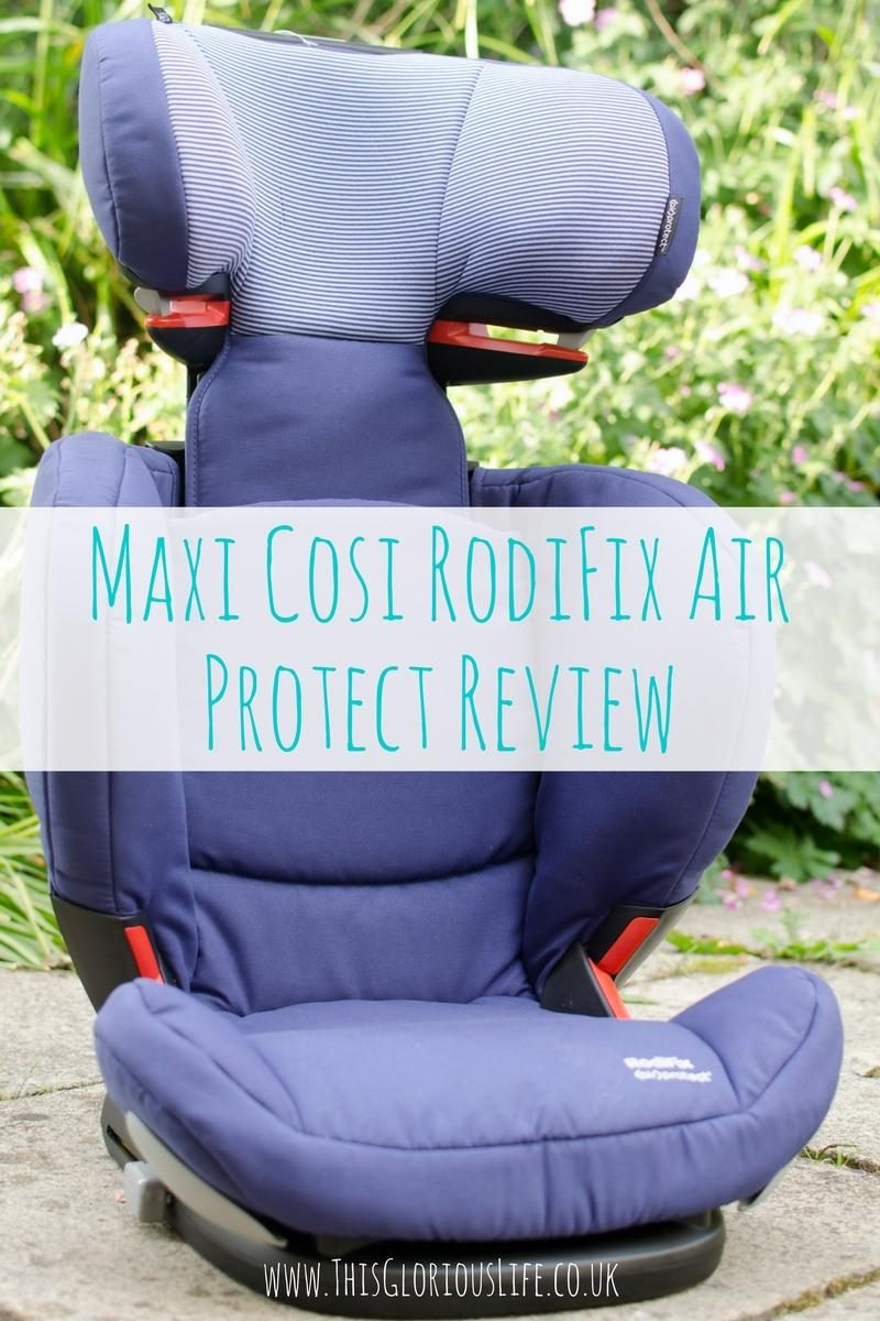 maxi cosi rodifix airprotect car seat review this. Black Bedroom Furniture Sets. Home Design Ideas
