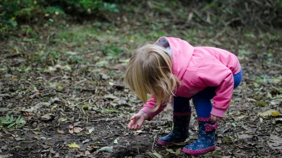 Let them eat dirt and why keeping things clean might not be best for our children