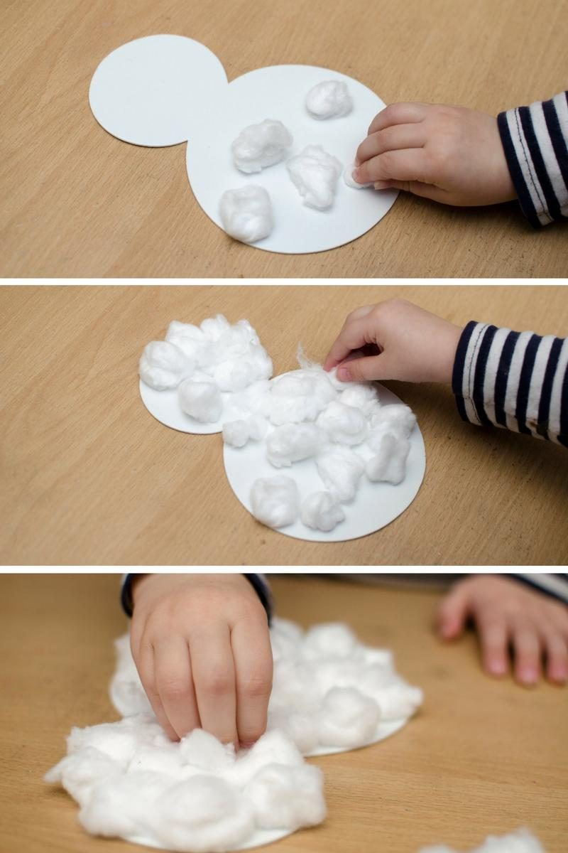 toddler-snowman-craft-cotton-wool