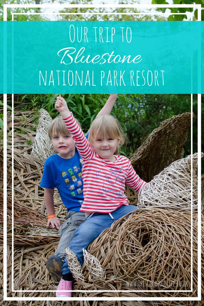 Our trip to Bluestone national park