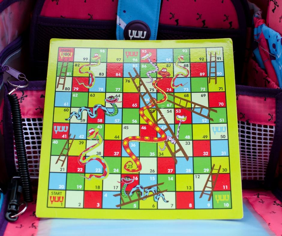 yuubag snakes and ladders