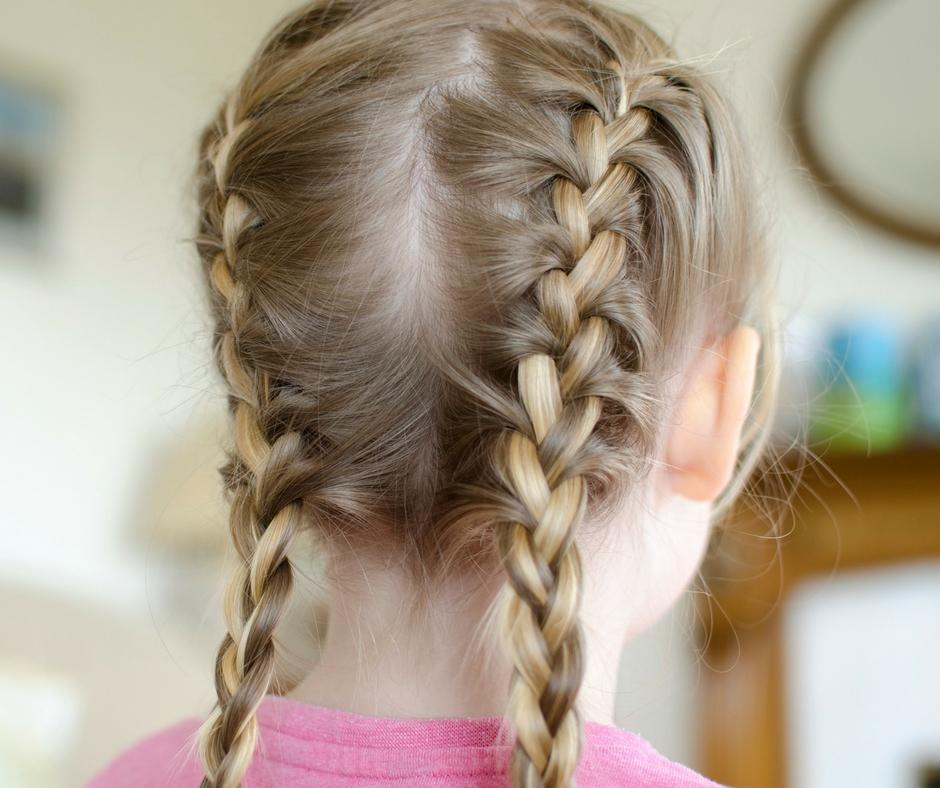living arrows french plaits