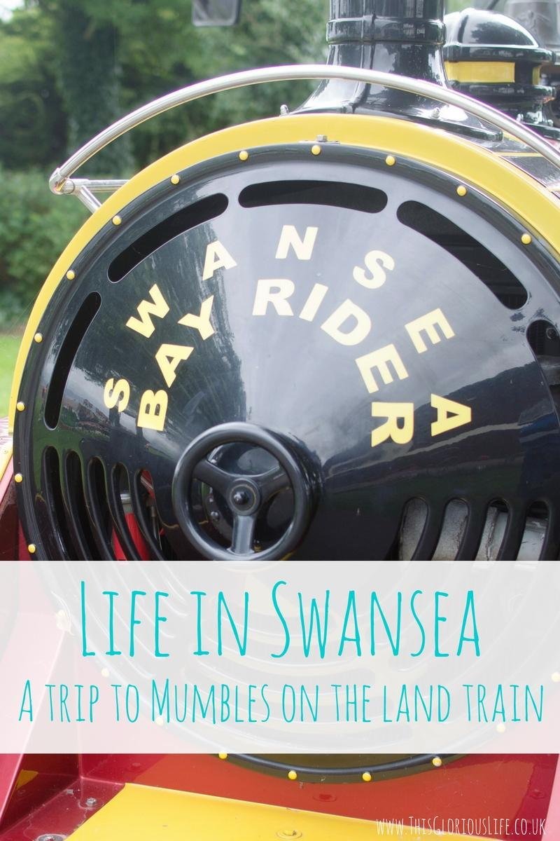 Life in Swansea land train to mumbles
