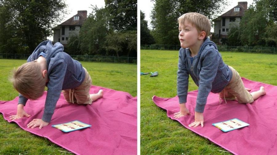 family-yoga-cwmdonkin-park-swansea-parklives