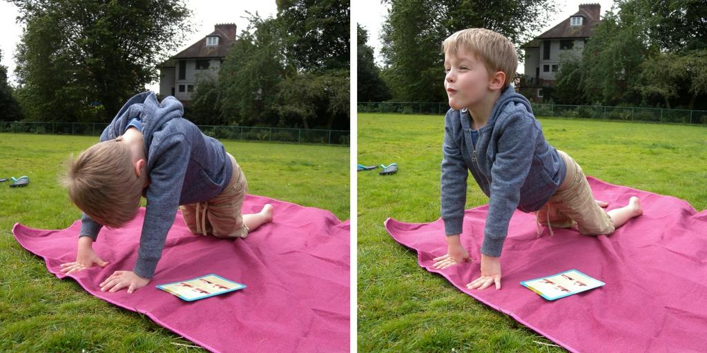 family-yoga-cwmdonkin-park-swansea-parklives