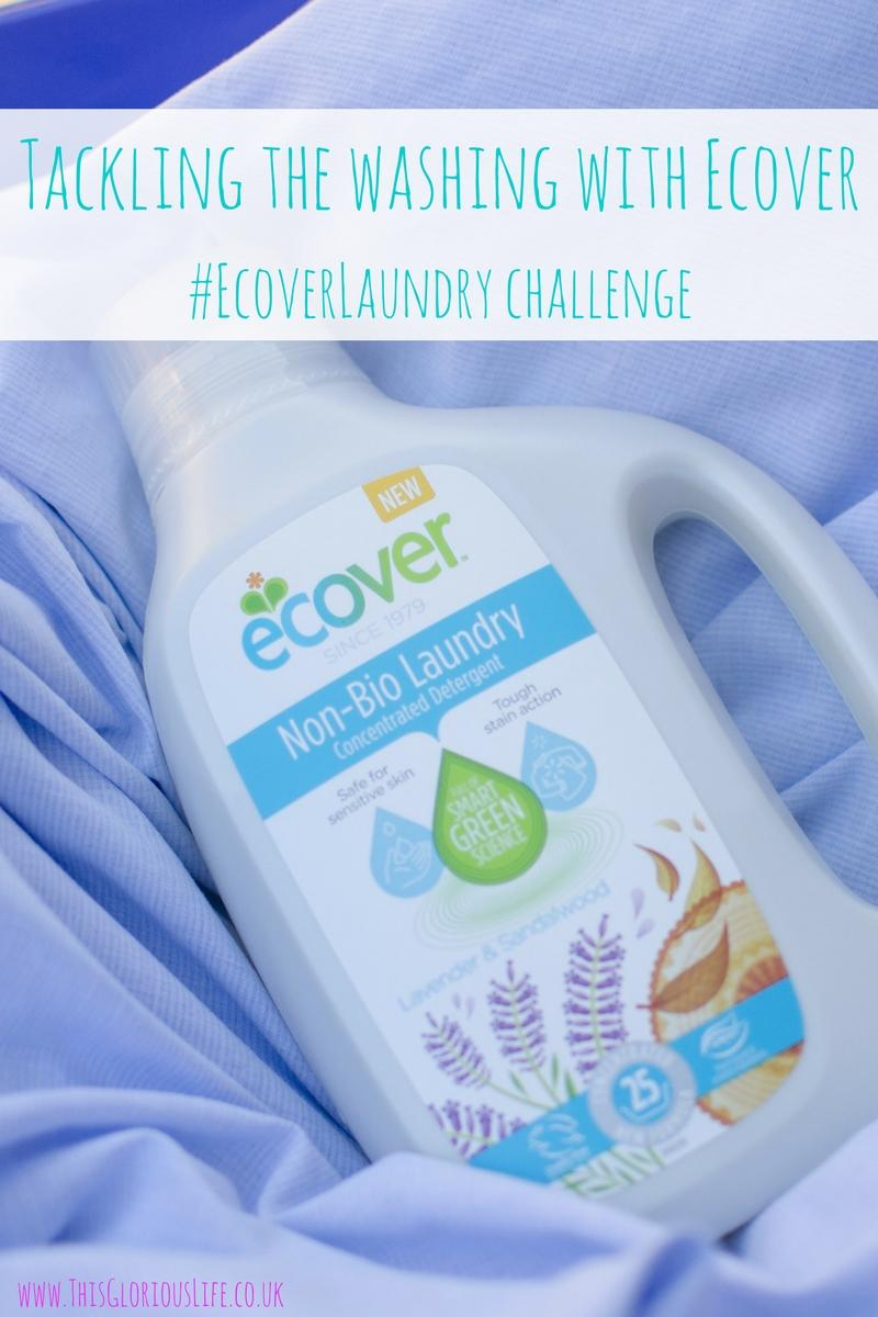 Tackling the washing with Ecover