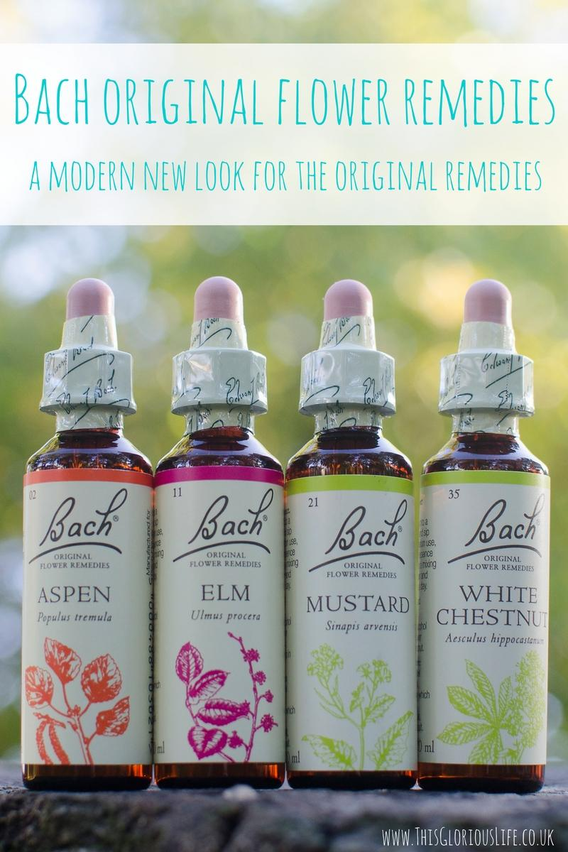 Bach Original Flower Remedies A Modern New Look For The Original