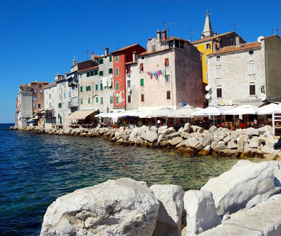croatia tourist hotspot