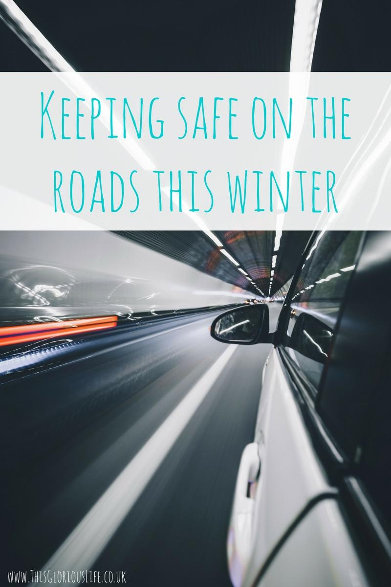 Keeping safe on the roads this winter
