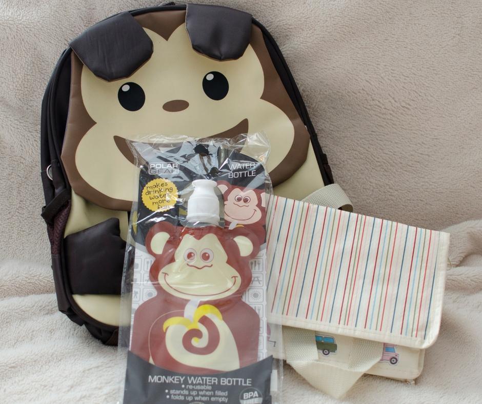 cancer care parcel monkey set