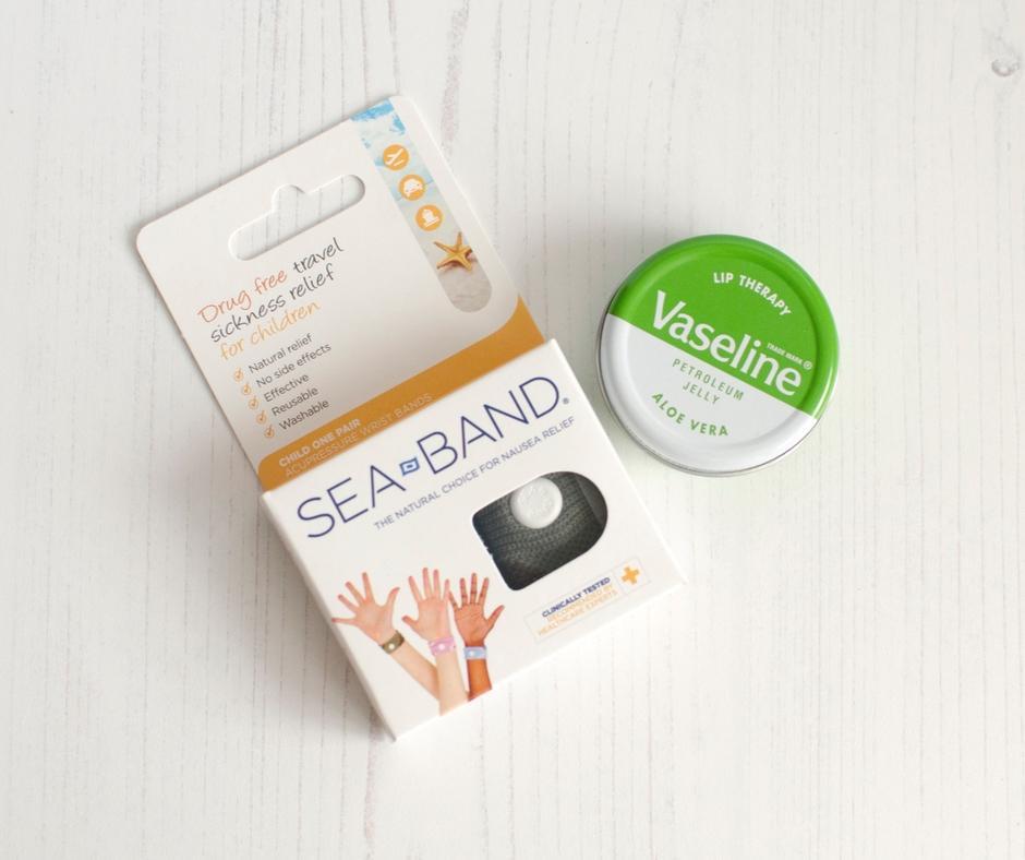 cancer care parcel seabands vaseline