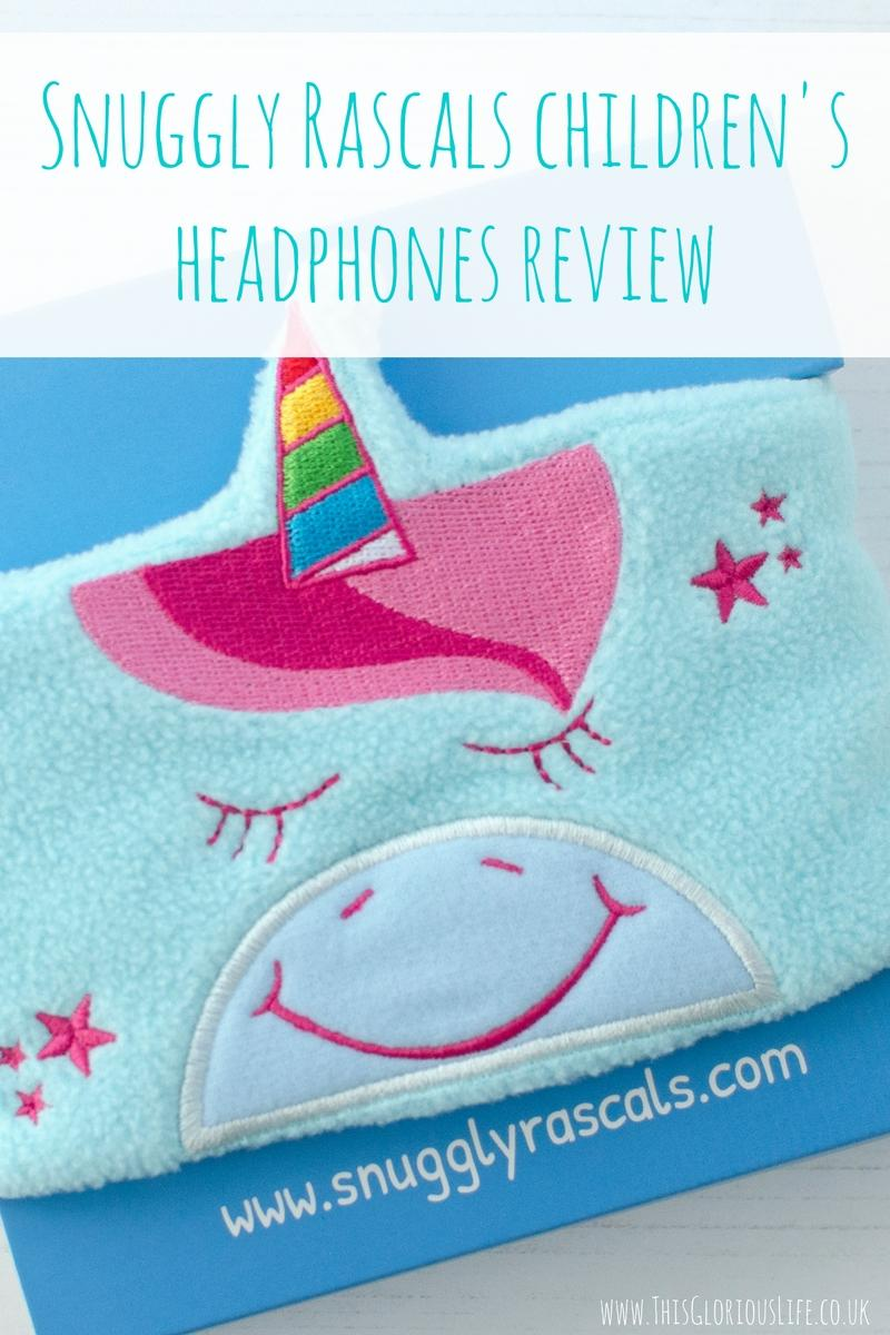 snuggly rascals childrens headphones review