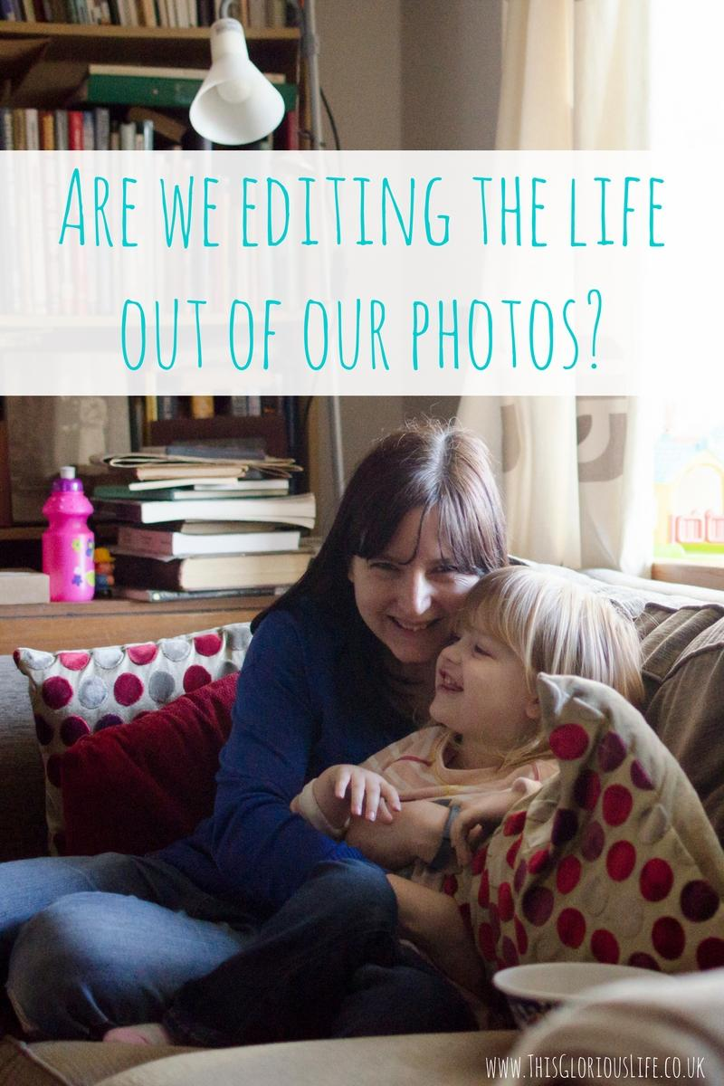 Are we editing the life out of our photos_