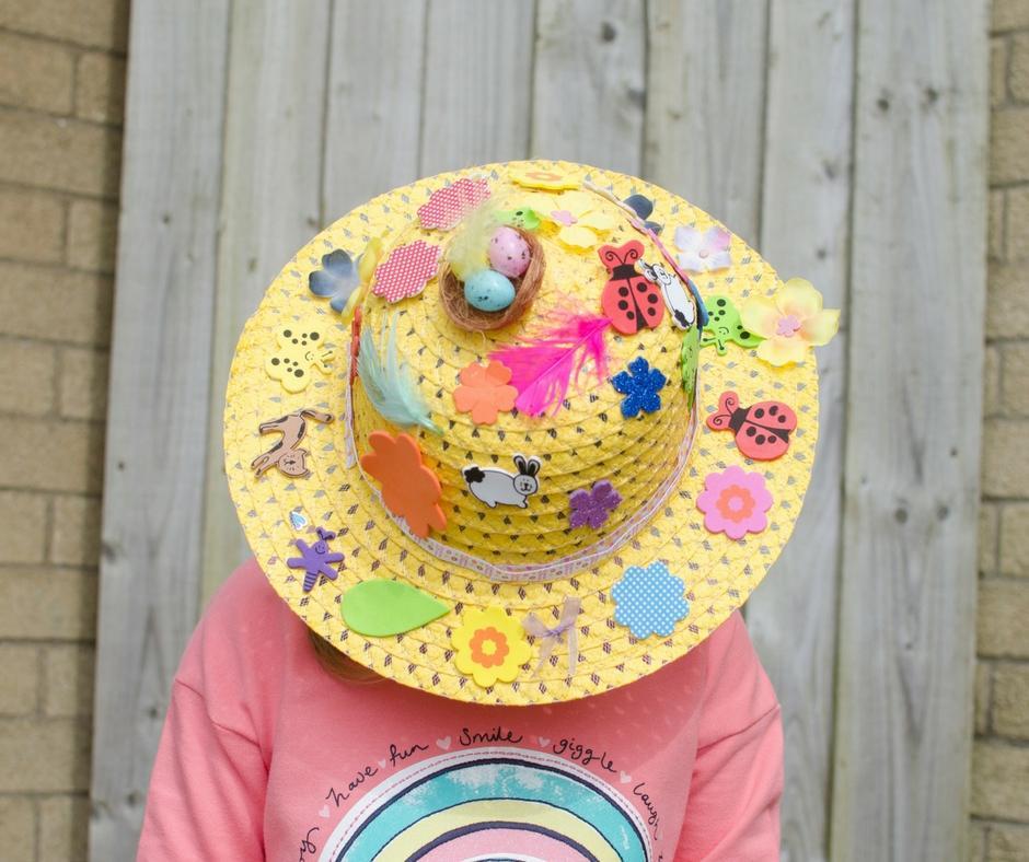 living arrows easter bonnet