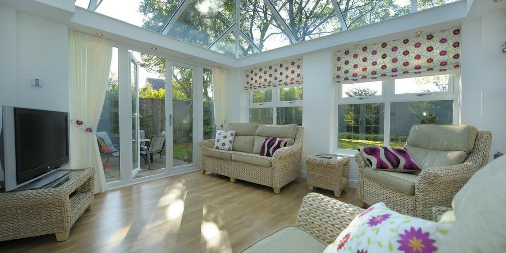 are orangeries the perfect family room