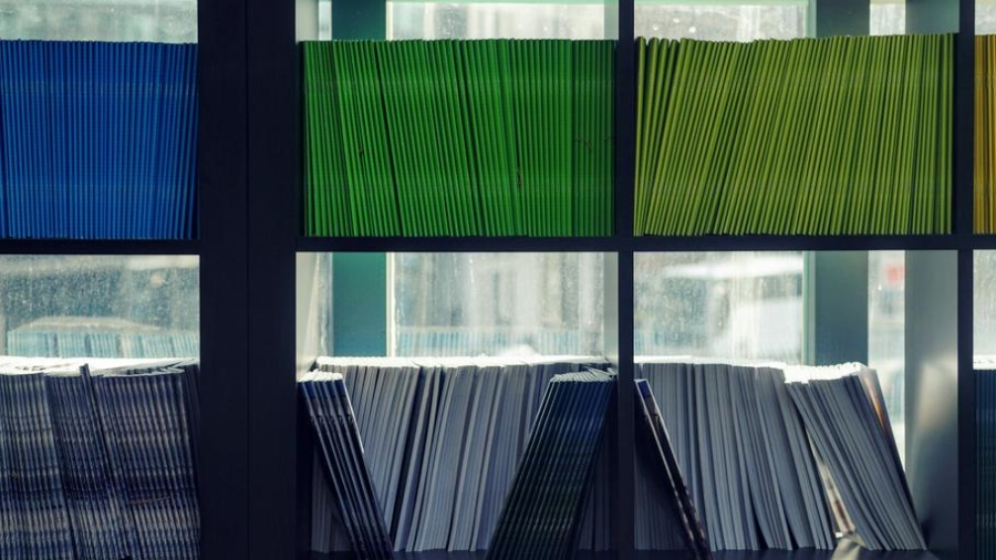 Reasons you should organise your paperwork at home
