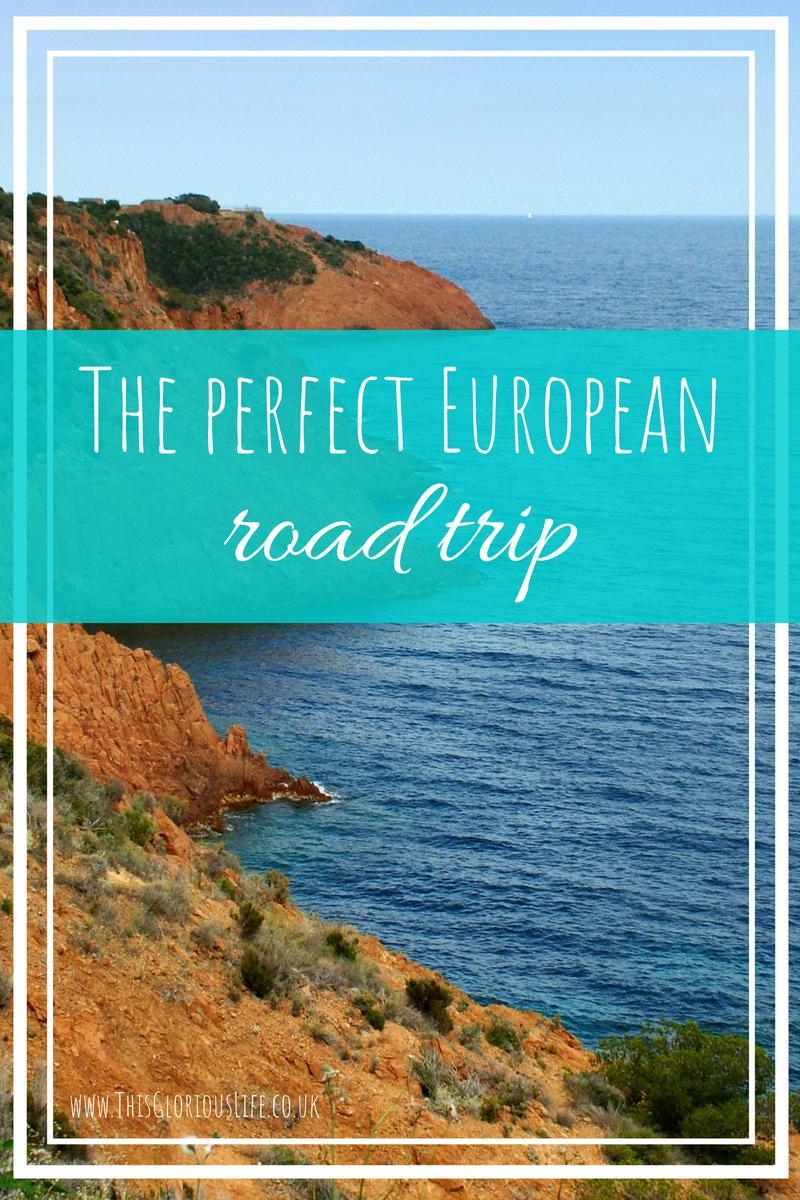 The perfect European road trip