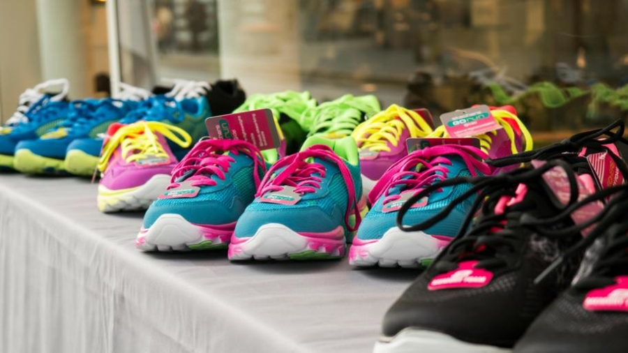 Choosing the right shoes really does matter