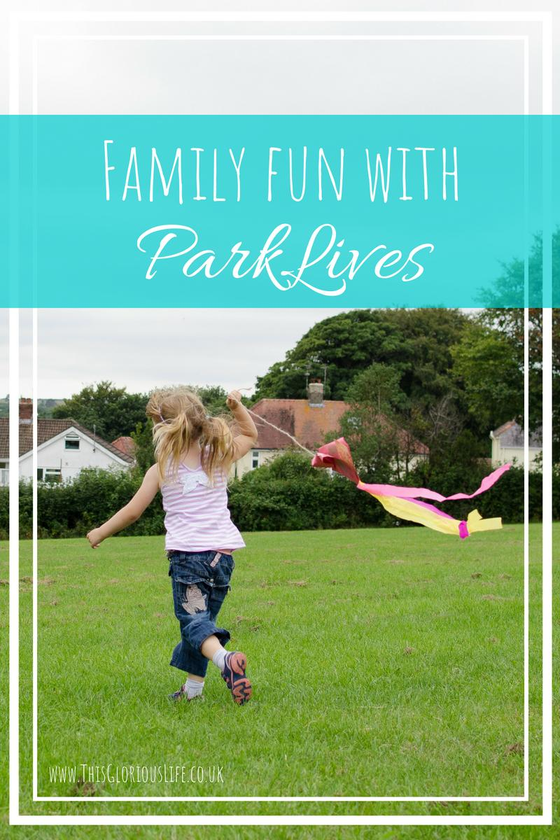Family fun with ParkLives in Swansea