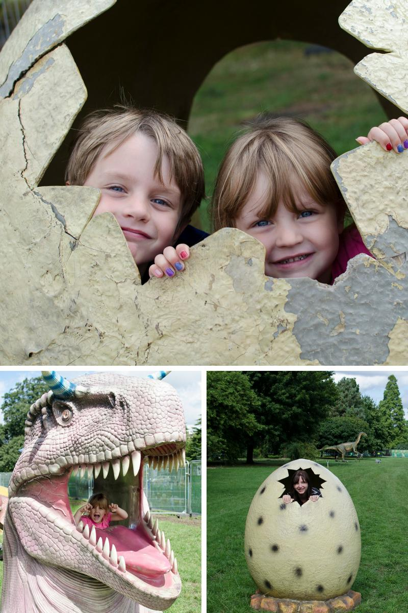 Jurassic Kingdom Cardiff family day out