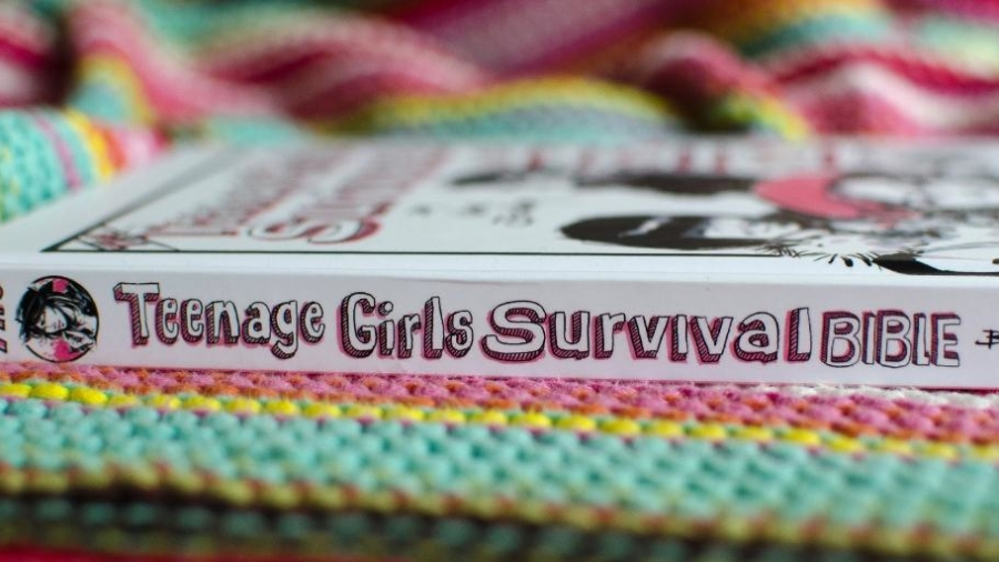 Teenage girls survival bible review