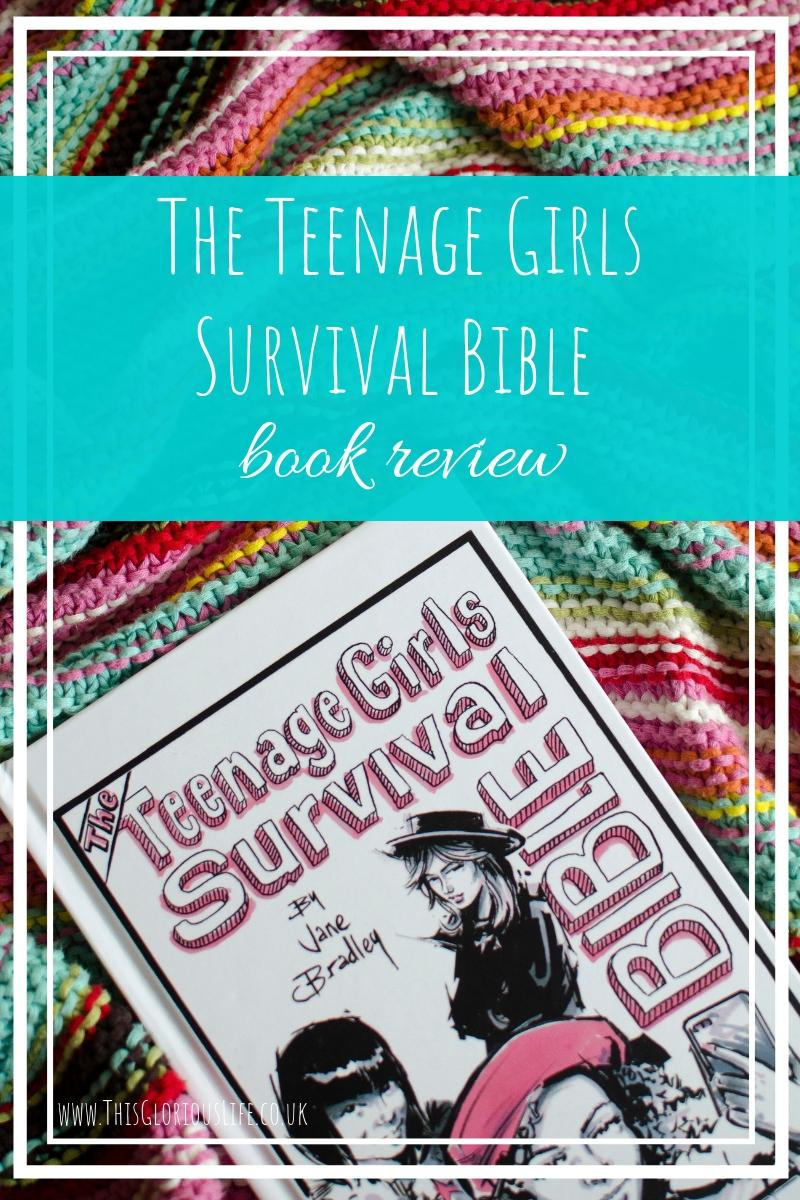 The teenage girls survival bible book review