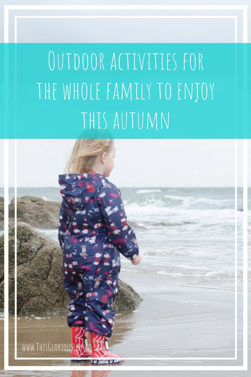 outdoor activities for the whole family to enjoy this autumn