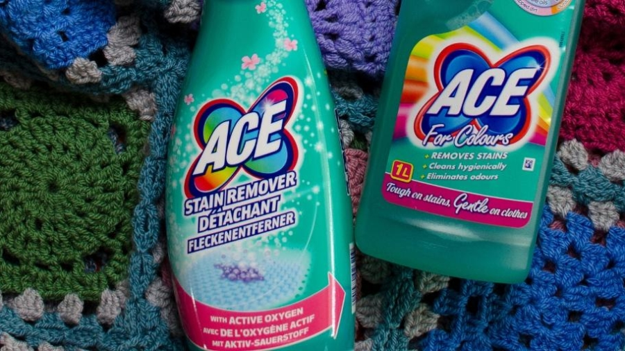 Ace stain remover challenge