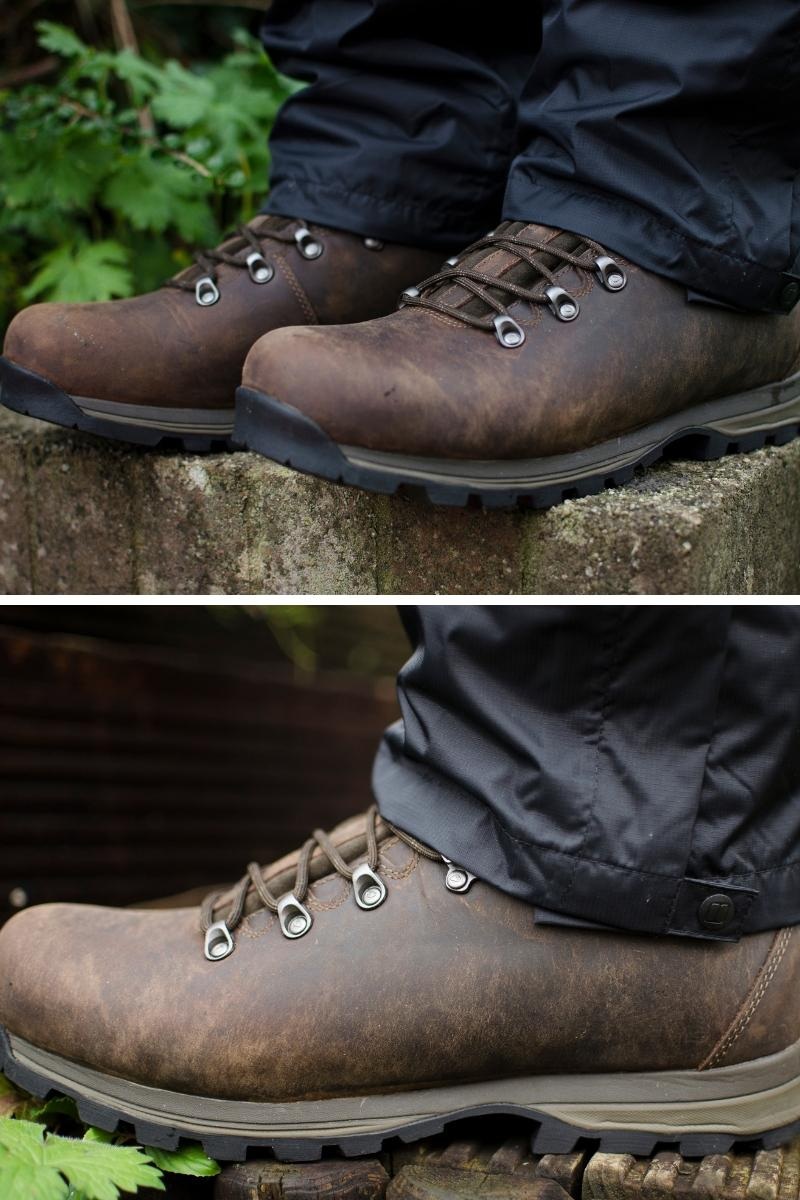 Brasher men's walking boots