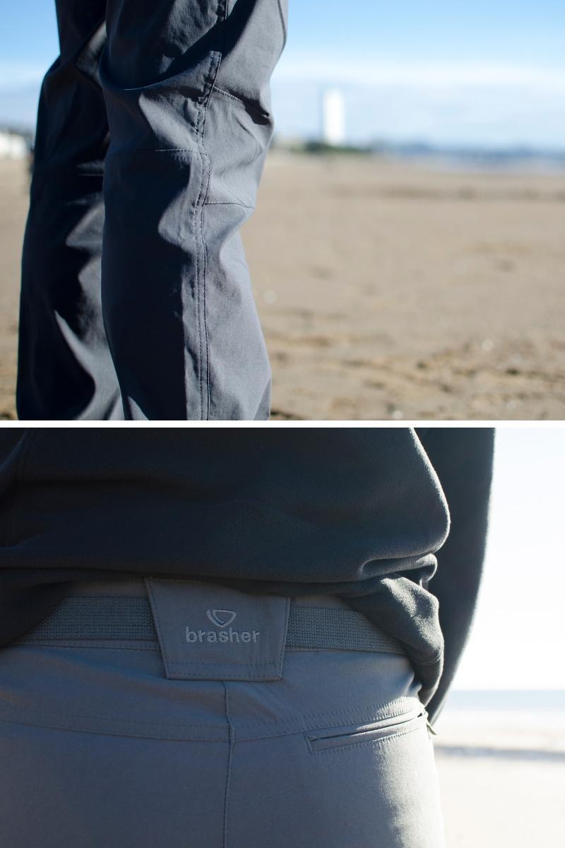 Brasher women's trousers Blacks