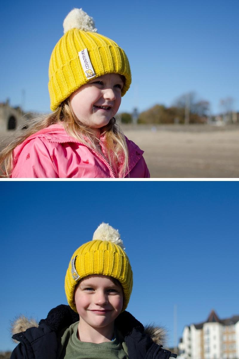 Countryfile children in need bobble hat Blacks