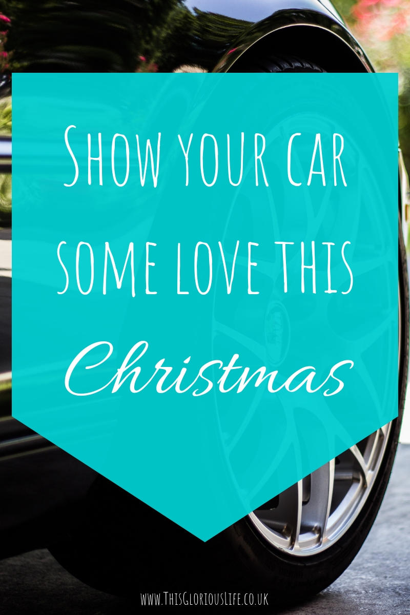 Show your car some love this Christmas