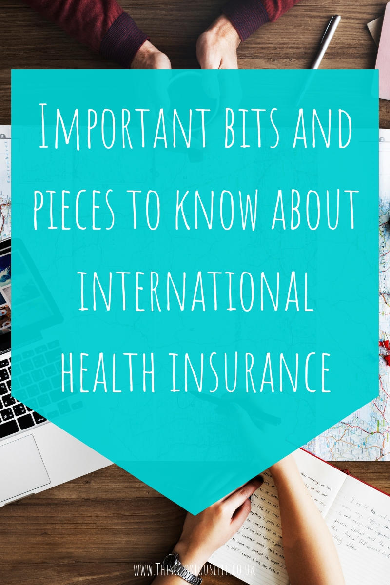 Important things to know about international health insurance