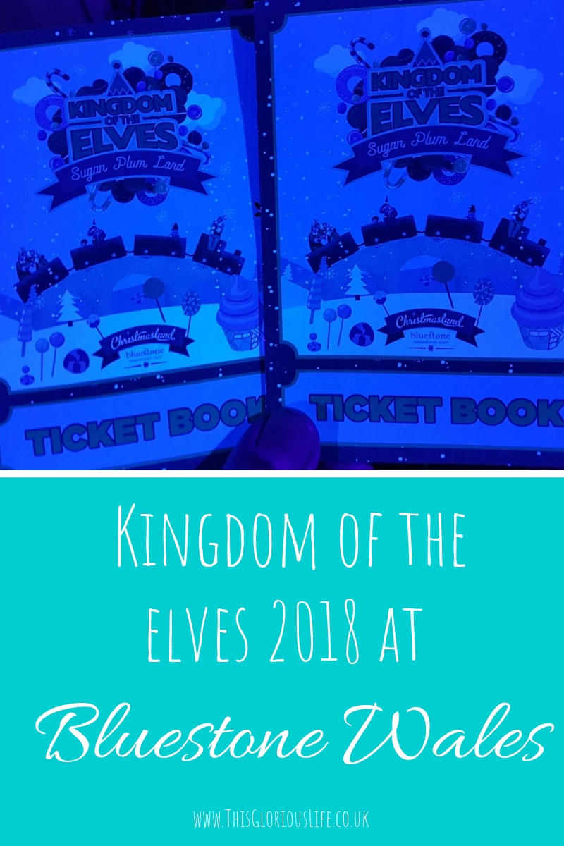 Kingdom of the Elves at Bluestone Wales