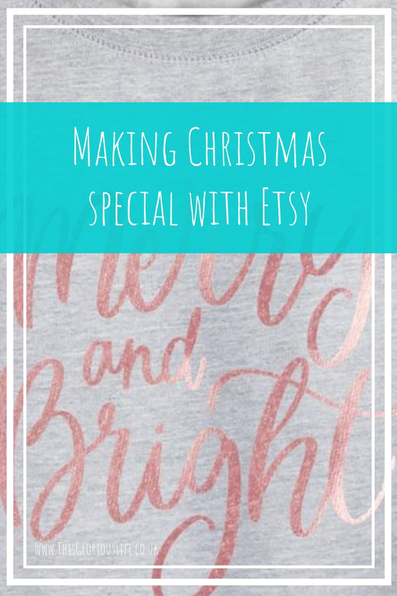 Making Christmas special with Etsy