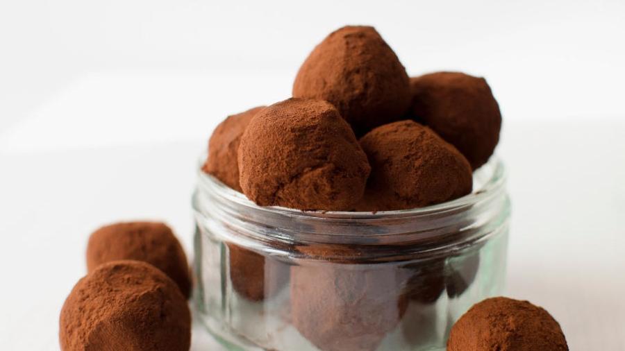 Merlyn irish cream chocolate truffles