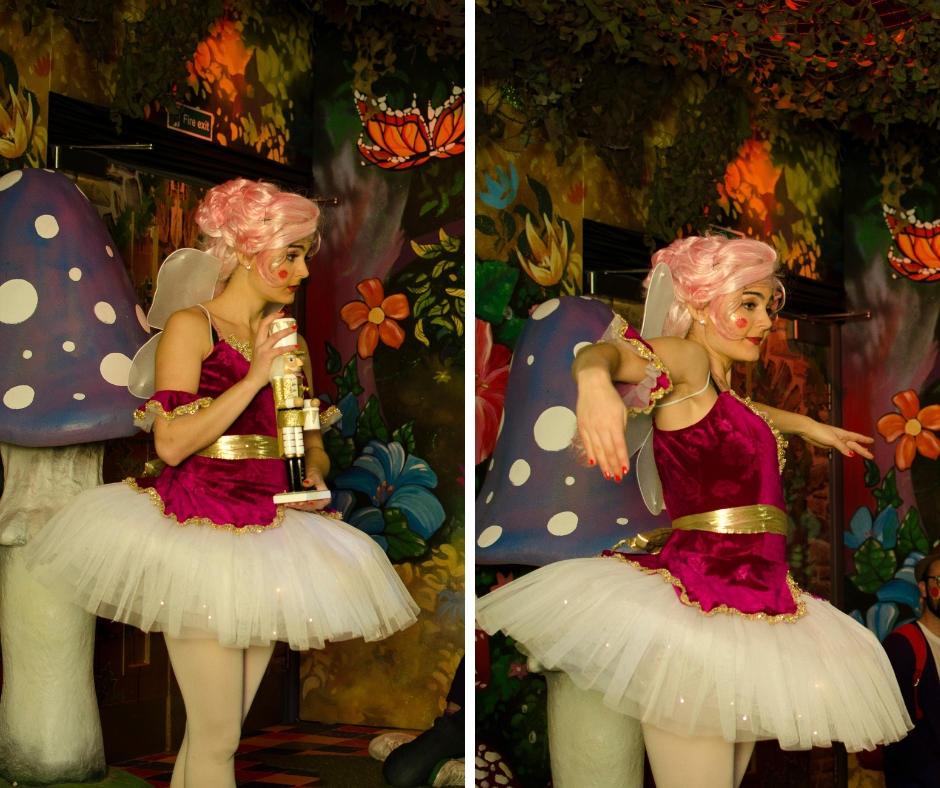 Sugarplum fairy Bluestone Kingdom of the elves