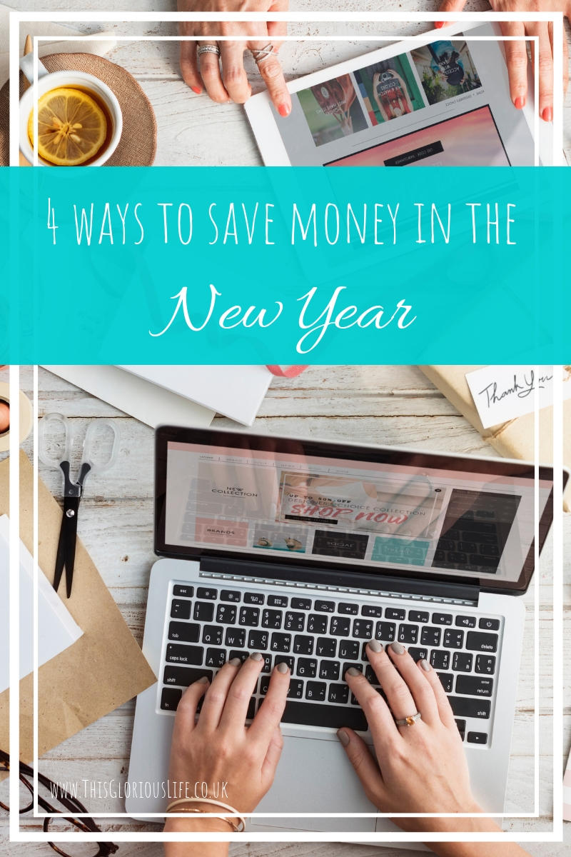 4 ways to save money in the new year