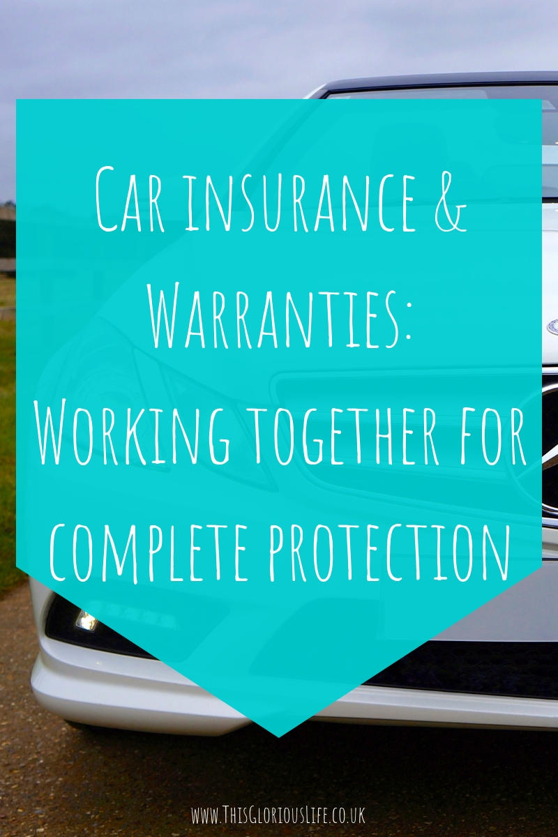 Car insurance and warranties