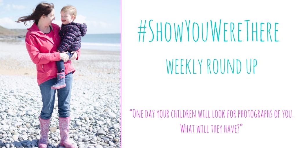 #ShowYouWereThere round up