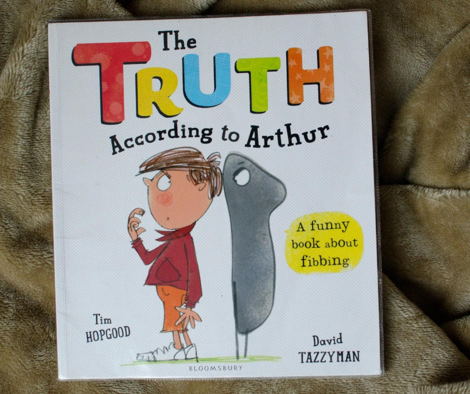 The truth according to Arthur world book day