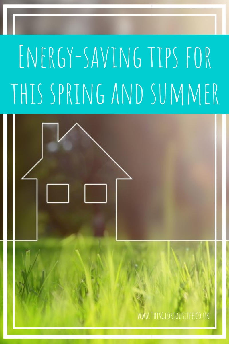 Energy-saving tips for this spring and summer